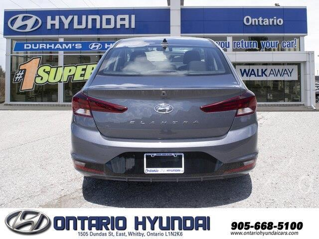 2020 Hyundai Elantra Preferred (Stk: 904925) in Whitby - Image 16 of 21