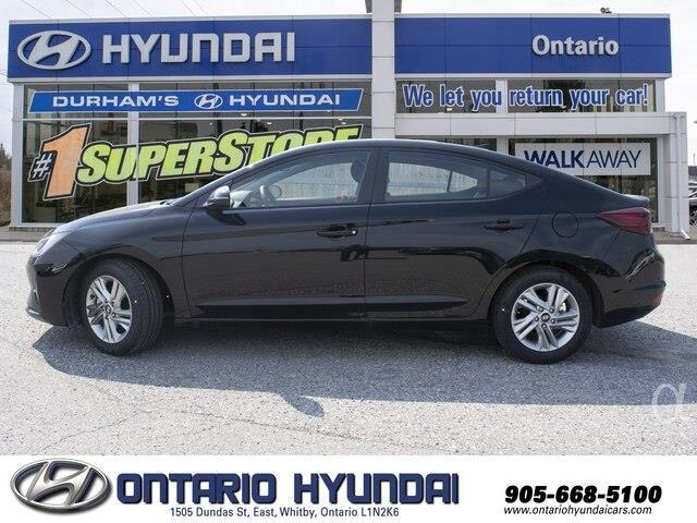2020 Hyundai Elantra Preferred (Stk: 915306) in Whitby - Image 7 of 20