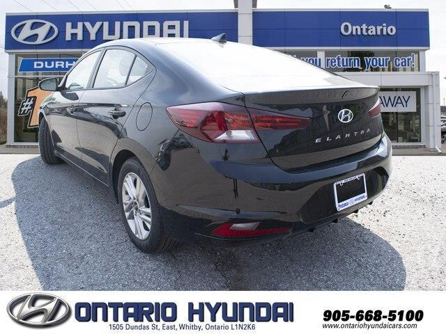 2020 Hyundai Elantra Preferred (Stk: 915306) in Whitby - Image 8 of 20