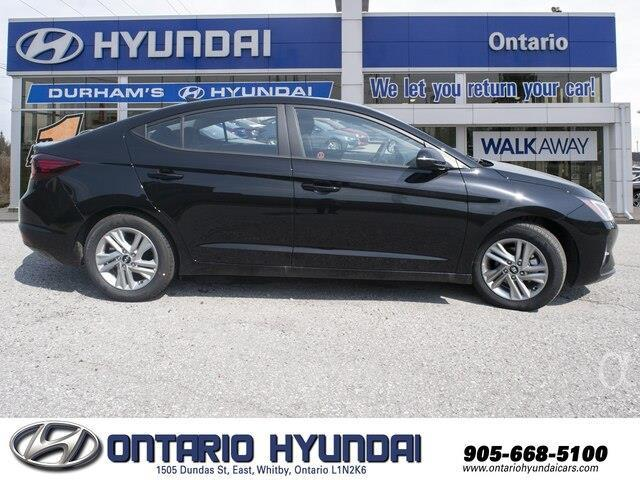 2020 Hyundai Elantra Preferred (Stk: 915306) in Whitby - Image 11 of 20