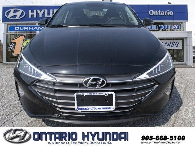 2020 Hyundai Elantra Preferred (Stk: 915306) in Whitby - Image 13 of 20