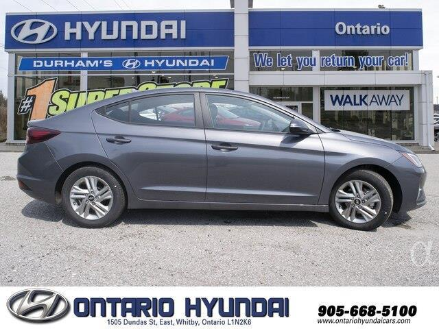 2020 Hyundai Elantra Preferred (Stk: 911573) in Whitby - Image 11 of 20