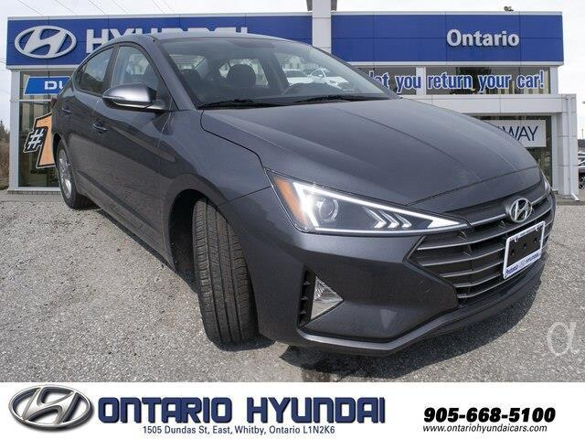2020 Hyundai Elantra Preferred (Stk: 911573) in Whitby - Image 12 of 20