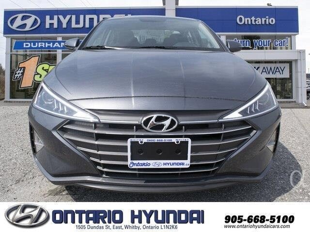 2020 Hyundai Elantra Preferred (Stk: 911573) in Whitby - Image 13 of 20