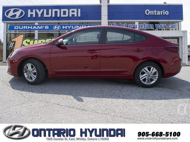 2020 Hyundai Elantra Preferred (Stk: 911421) in Whitby - Image 7 of 20