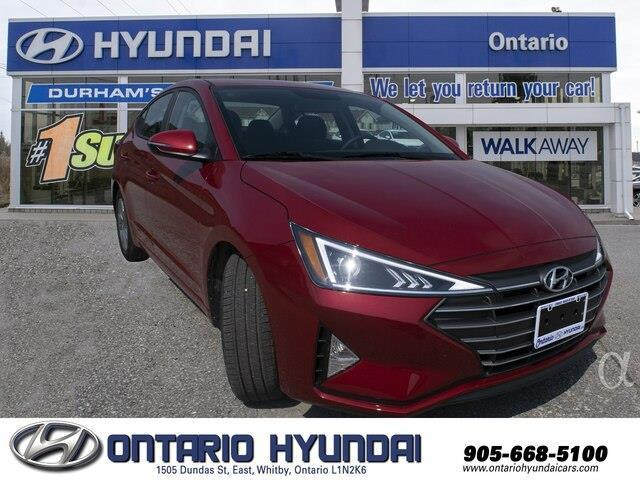 2020 Hyundai Elantra Preferred (Stk: 911421) in Whitby - Image 12 of 20