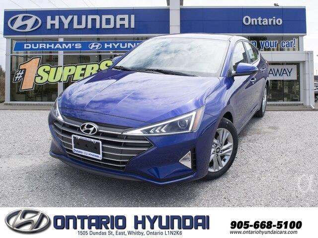 2020 Hyundai Elantra Preferred (Stk: 911099) in Whitby - Image 1 of 20