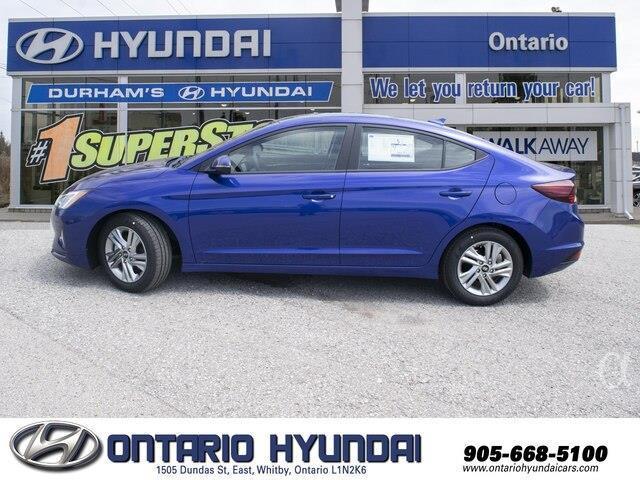 2020 Hyundai Elantra Preferred (Stk: 911099) in Whitby - Image 7 of 20