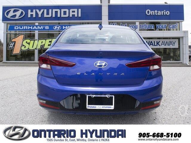 2020 Hyundai Elantra Preferred (Stk: 911099) in Whitby - Image 9 of 20