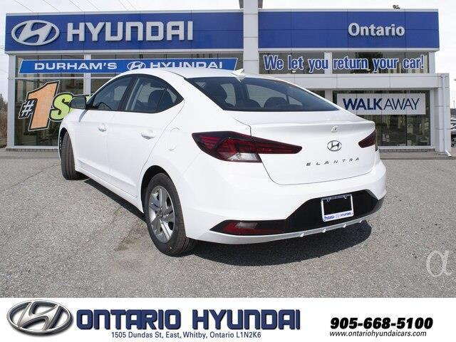 2020 Hyundai Elantra Preferred (Stk: 914264) in Whitby - Image 8 of 20