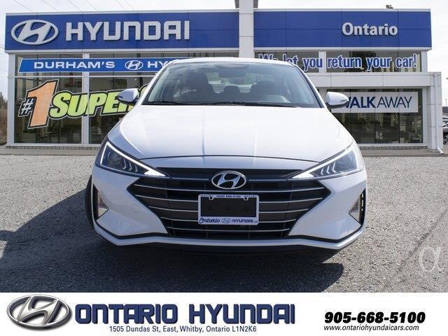 2020 Hyundai Elantra Preferred (Stk: 914264) in Whitby - Image 13 of 20