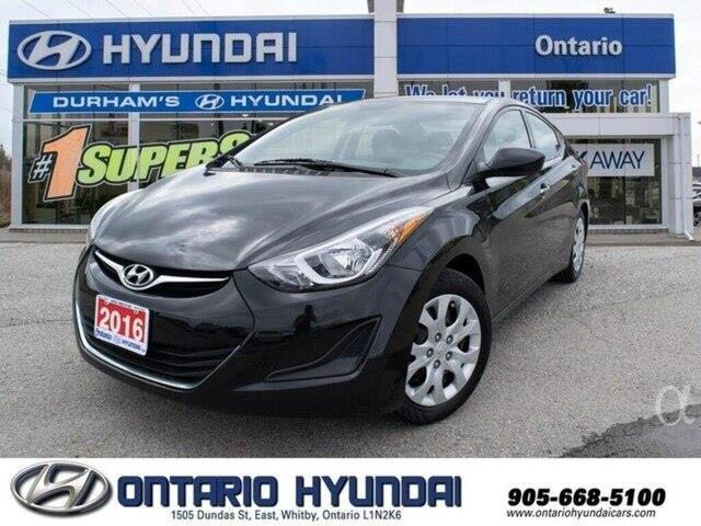 2016 Hyundai Elantra Sport (Stk: 74230K) in Whitby - Image 1 of 15