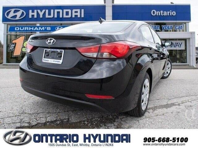 2016 Hyundai Elantra Sport (Stk: 74230K) in Whitby - Image 4 of 15