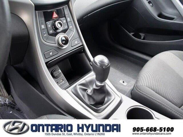 2016 Hyundai Elantra Sport (Stk: 74230K) in Whitby - Image 9 of 15