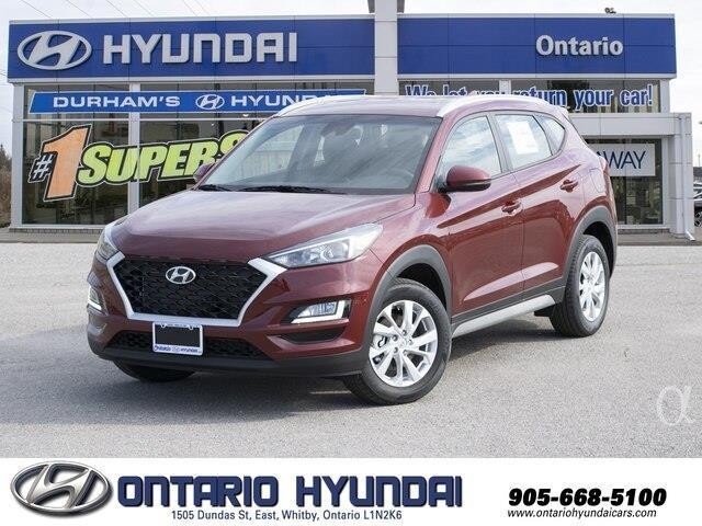 2019 Hyundai Tucson Preferred (Stk: 023519) in Whitby - Image 1 of 19
