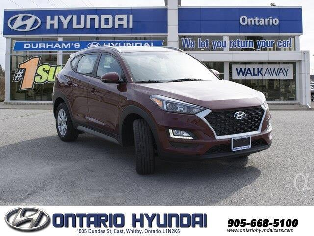 2019 Hyundai Tucson Preferred (Stk: 023519) in Whitby - Image 8 of 19