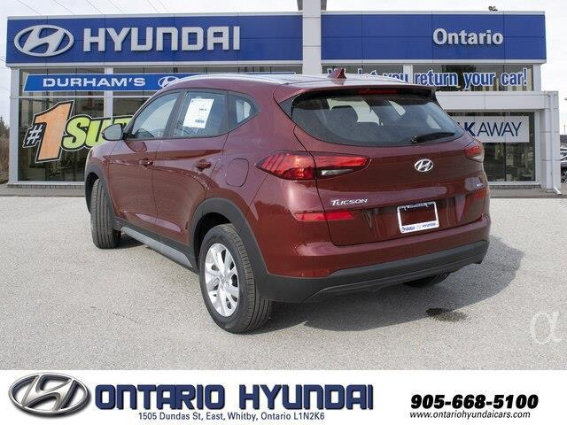 2019 Hyundai Tucson Preferred (Stk: 026437) in Whitby - Image 6 of 19