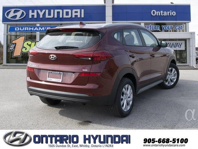 2019 Hyundai Tucson Preferred (Stk: 026437) in Whitby - Image 7 of 19