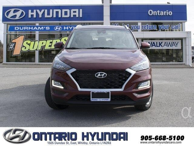 2019 Hyundai Tucson Preferred (Stk: 026437) in Whitby - Image 15 of 19
