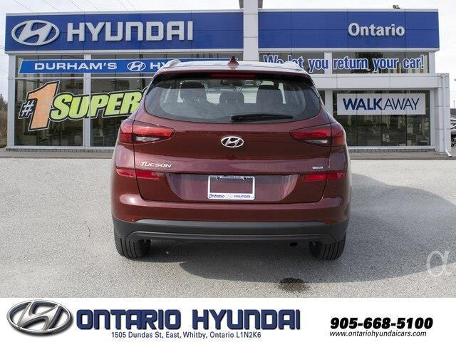 2019 Hyundai Tucson Preferred (Stk: 026437) in Whitby - Image 16 of 19