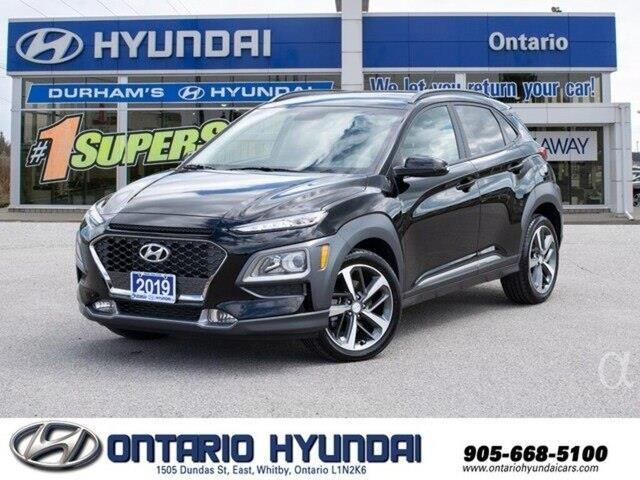 2019 Hyundai Kona 1.6T Trend (Stk: 35950K) in Whitby - Image 1 of 20