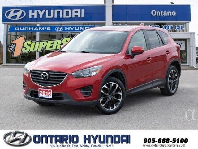 2016 Mazda CX-5 GT (Stk: 48934K) in Whitby - Image 1 of 22
