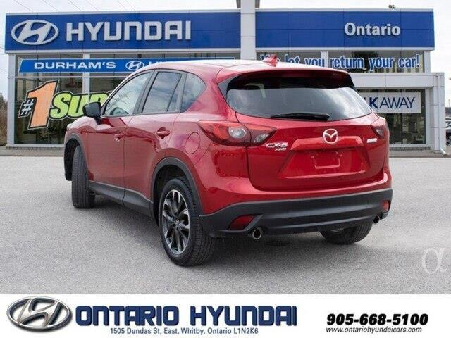 2016 Mazda CX-5 GT (Stk: 48934K) in Whitby - Image 8 of 22
