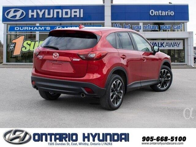 2016 Mazda CX-5 GT (Stk: 48934K) in Whitby - Image 9 of 22