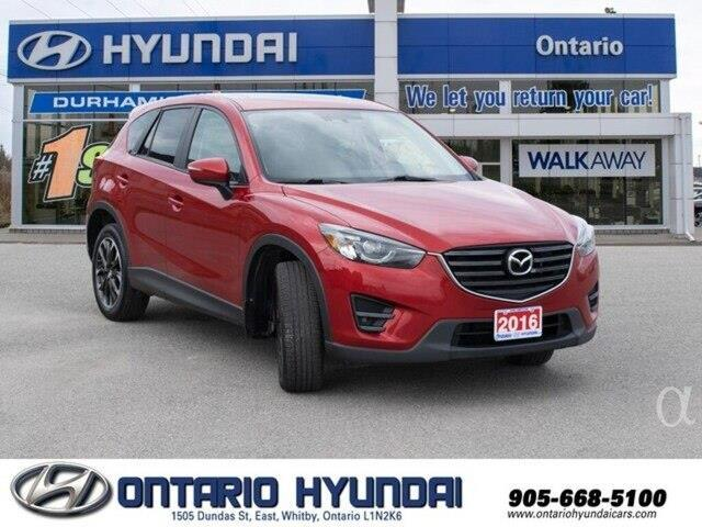 2016 Mazda CX-5 GT (Stk: 48934K) in Whitby - Image 10 of 22