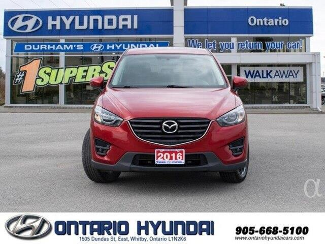 2016 Mazda CX-5 GT (Stk: 48934K) in Whitby - Image 18 of 22