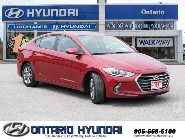 2018 Hyundai Elantra GL (Stk: 98428K) in Whitby - Image 8 of 19