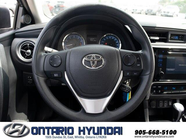 2017 Toyota Corolla LE (Stk: 20228K) in Whitby - Image 10 of 18