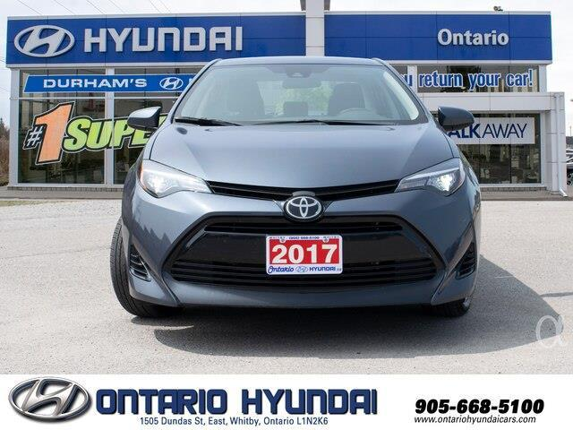 2017 Toyota Corolla LE (Stk: 20228K) in Whitby - Image 15 of 18