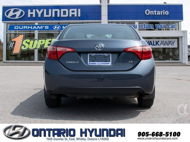 2017 Toyota Corolla LE (Stk: 20228K) in Whitby - Image 16 of 18