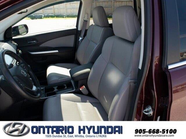 2015 Honda CR-V Touring (Stk: 02759K) in Whitby - Image 5 of 20