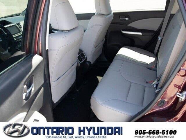 2015 Honda CR-V Touring (Stk: 02759K) in Whitby - Image 14 of 20