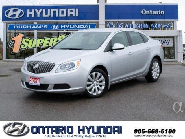 2016 Buick Verano Base (Stk: 66078K) in Whitby - Image 1 of 17