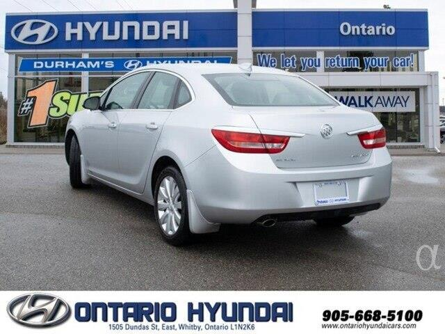 2016 Buick Verano Base (Stk: 66078K) in Whitby - Image 5 of 17