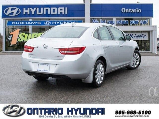 2016 Buick Verano Base (Stk: 66078K) in Whitby - Image 6 of 17