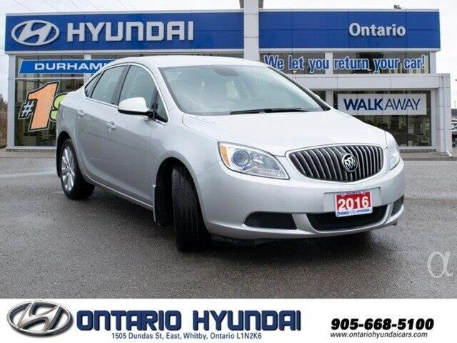 2016 Buick Verano Base (Stk: 66078K) in Whitby - Image 7 of 17