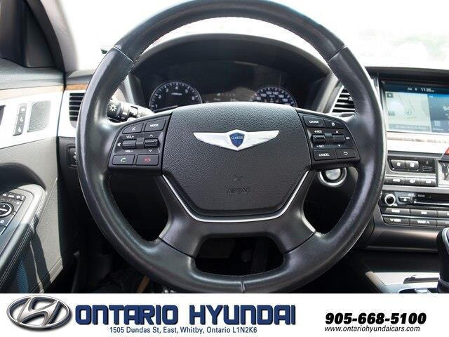 2015 Hyundai Genesis 3.8 (Stk: 51042K) in Whitby - Image 12 of 22