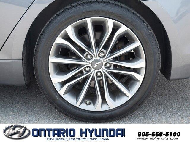 2015 Hyundai Genesis 3.8 (Stk: 51042K) in Whitby - Image 15 of 22