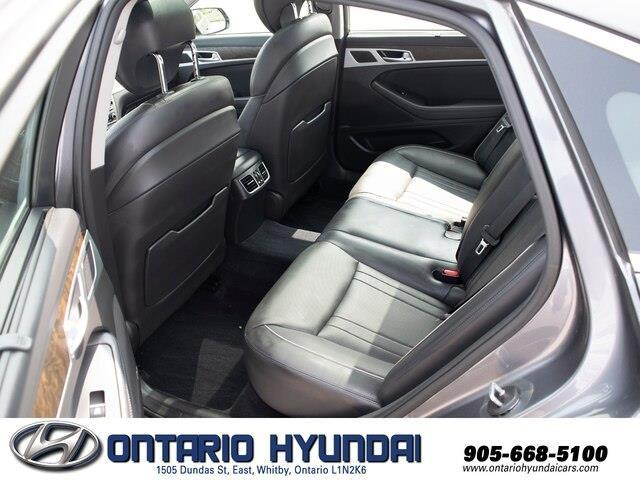 2015 Hyundai Genesis 3.8 (Stk: 51042K) in Whitby - Image 16 of 22