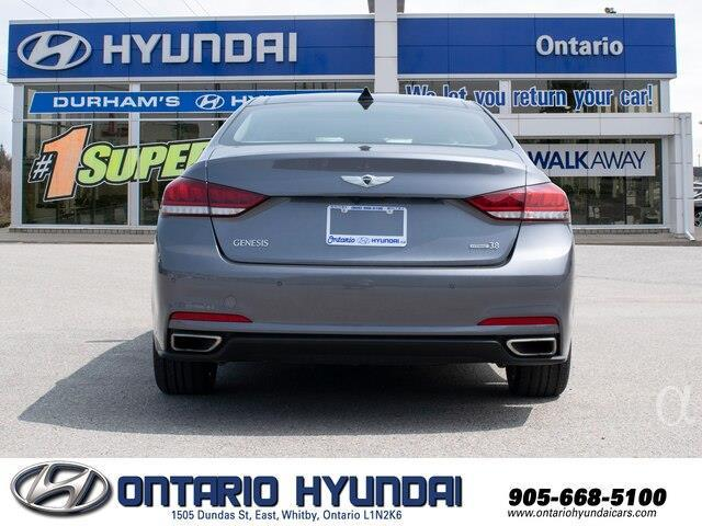 2015 Hyundai Genesis 3.8 (Stk: 51042K) in Whitby - Image 19 of 22