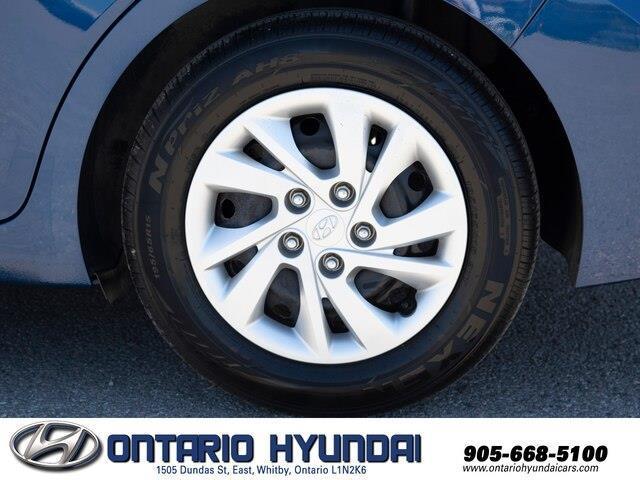 2017 Hyundai Elantra LE (Stk: 06637K) in Whitby - Image 10 of 16