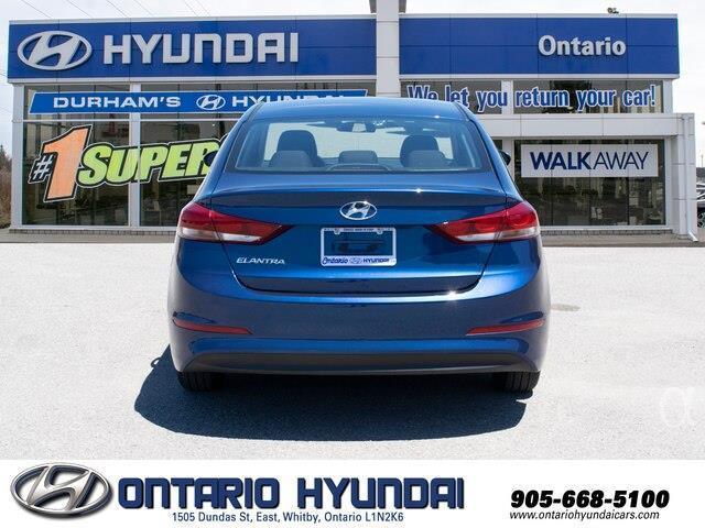2017 Hyundai Elantra LE (Stk: 06637K) in Whitby - Image 14 of 16