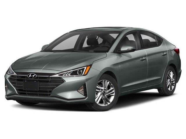 2020 Hyundai Elantra Preferred (Stk: 927831) in Whitby - Image 1 of 9
