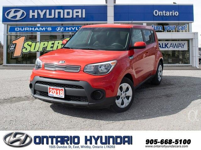 2018 Kia Soul LX (Stk: 24998K) in Whitby - Image 1 of 19