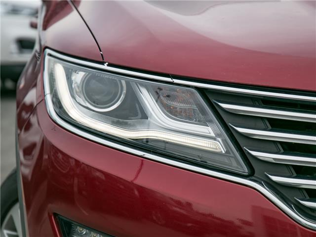 2017 Lincoln MKC Reserve (Stk: A90120X) in Hamilton - Image 7 of 30