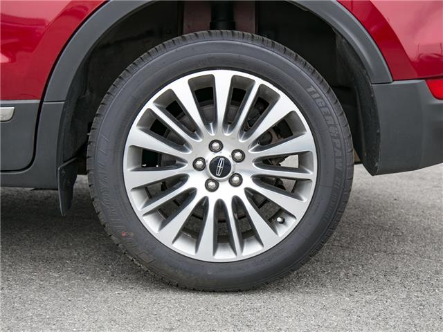 2017 Lincoln MKC Reserve (Stk: A90120X) in Hamilton - Image 10 of 30